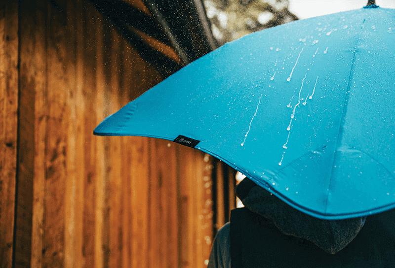 Фото Зонт Blunt Купить в Украине Цвет: Голубой