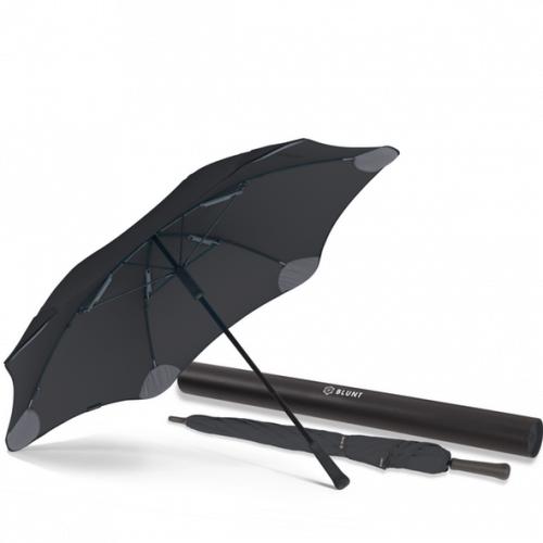 Зонт BLUNT Classic Фото Цвет: Черный. Купить зонт в Украине