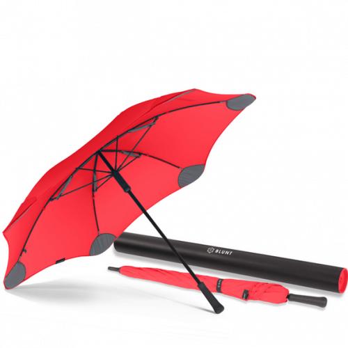 Зонт BLUNT Classic Фото Цвет: Красный. Купить зонт в Украине