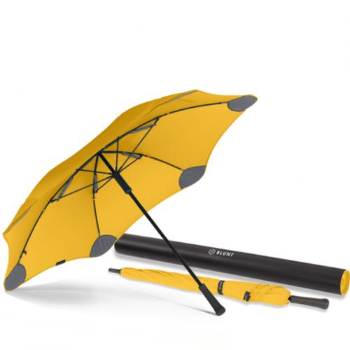 Зонт BLUNT Classic Фото Цвет: Желтый. Купить зонт в Украине