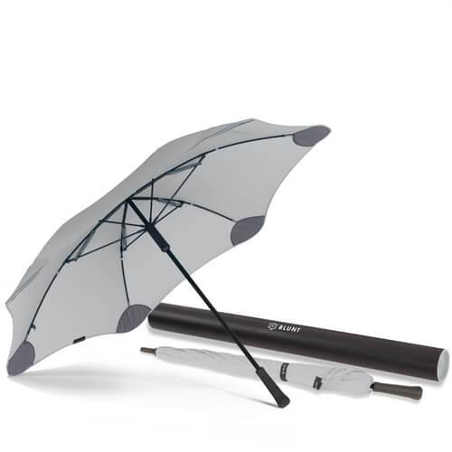 Фото Парасоля Blunt Classic Колір: Сірий найкращий захист від дощу.