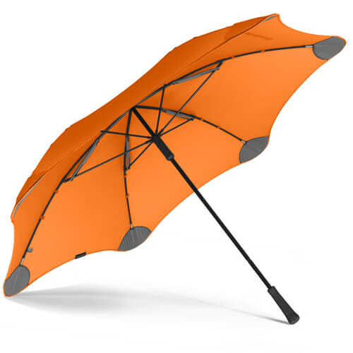 Фото Парасоля Blunt XL Колір: Оранжевий найкращий захист від дощу.
