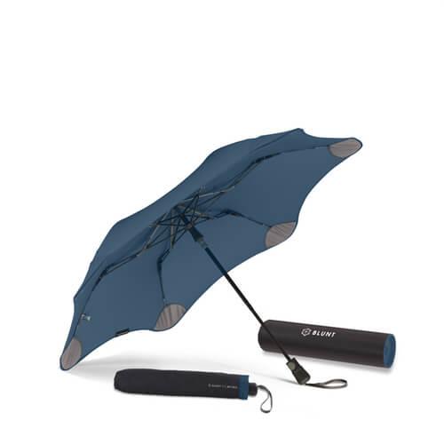 Парасоля Blunt XS Колір: Синій захист від дощу. Фото Купити в Україні