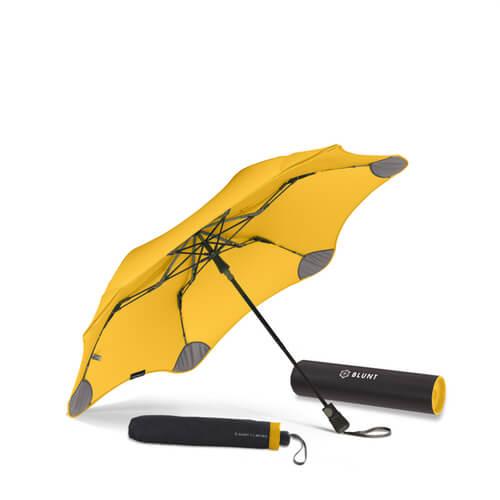 Парасоля Blunt XS Колір: Жовтий захист від дощу. Фото Купити в Україні