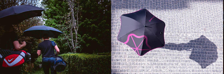 Фото Парасолька Blunt Golf_G1 найкращий захист від дощу для жінок. Купити в Україні.