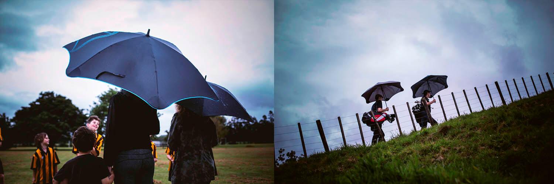 Фото Парасолька Blunt Golf_G2 найкращий захист від дощу для жінок. Купити в Україні.