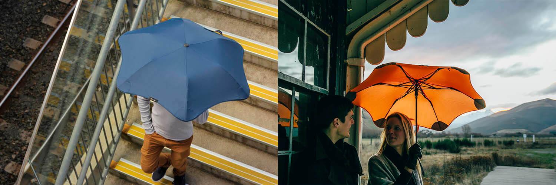 Фото Парасолька Blunt найкращий захист від дощу. Купити в Україні