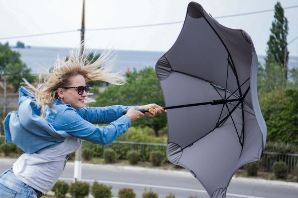 Тестування парасольок Blunt