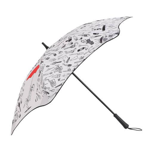 Фото Дизайнерська парасоля Blunt Classic Michael C. Hsiung найкращий захист від дощу.